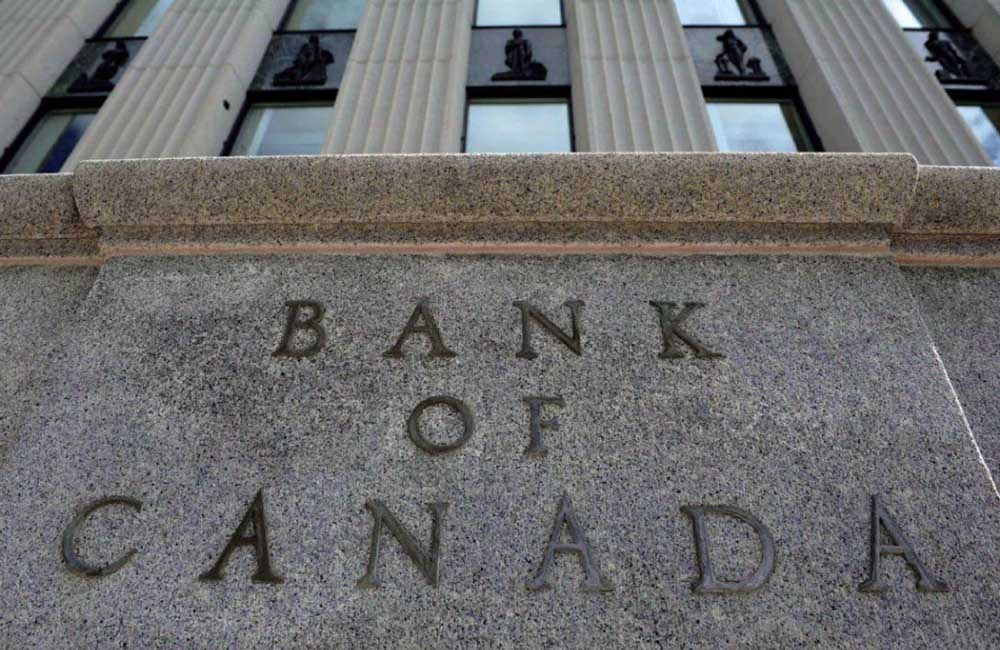 Bank of Canada Holds Rates October 2017