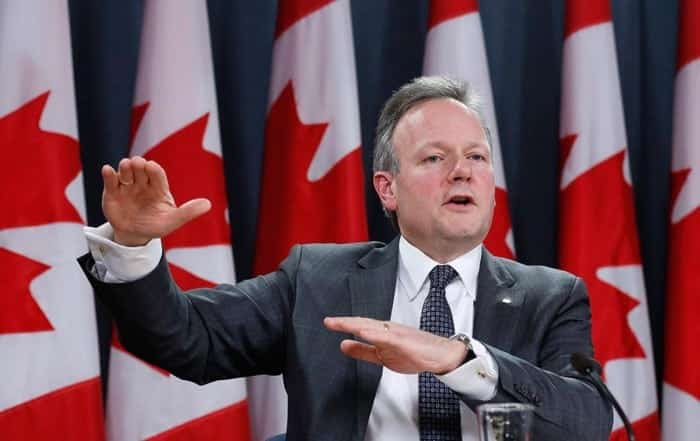 Bank of Canada Increases Qualifying Rate
