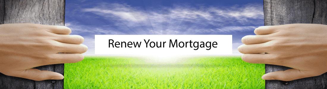 Best Rate Mortgage Renewal