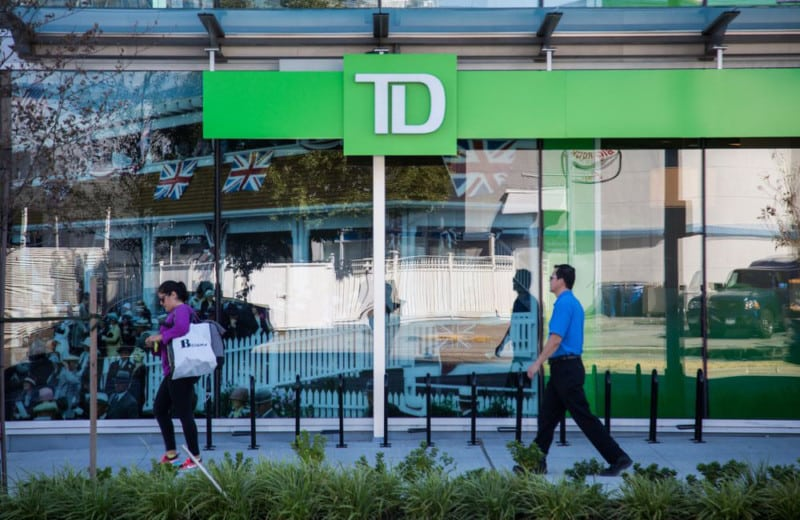 TD Posts Biggest Mortgage Rate Increase in Years